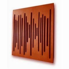 Vicoustic Wavewood Panel Cherry