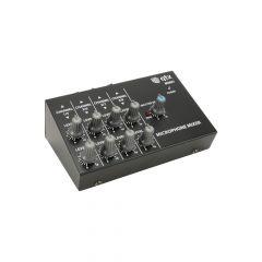 QTX 8-Channel Mini Mic Mixer