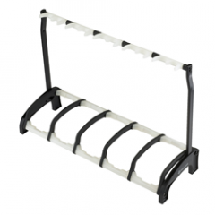 K&M 17515 Guardian 5-Guitar Rack