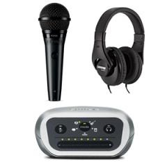 Shure PGA58-XLR Digital Recording Kit