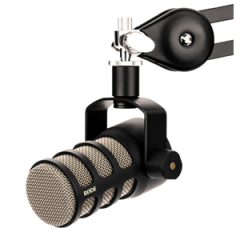 Rode Podmic Dynamic Mic for Podcasting