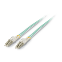 Sommer Fibre Patch Cable LC/LC Multimode 50/125 µm 1m