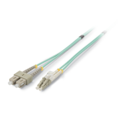 Sommer Fibre Patch Cable LC/SC Multimode 50/125 µm 0.5m
