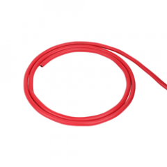 Europa Unbalanced Instrument Cable Red (per m)