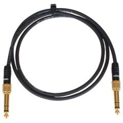 Pro Hicon Mini Jack / Stereo Jack Combo Lead 1m