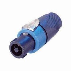 Neutrik NL4FX 4-Pole Speakon Plug (Standard)