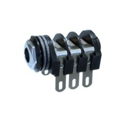 Balanced / Stereo Jack Chassis Socket 10-Pack