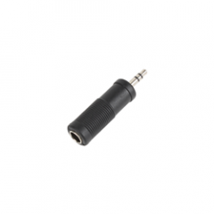 Stereo Mini Jack - Stereo Jack Socket Adaptor