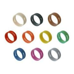 Neutrik XXR XLR Ring Grey XXR8-GREY