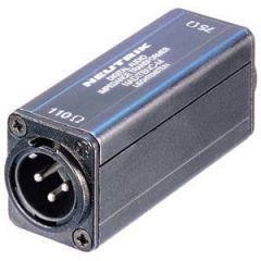 Neutrik BNC – AES/EBU Impedance Converter NADITBNC-M