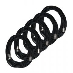 Neutrik China XLR Cables 10m (5 Pack)