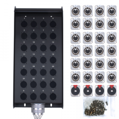 Neutrik Pro SB28 Bundle 24xXLR / 4xJack