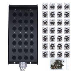 Neutrik Pro SB28 XLR Bundle 28x XLR Female