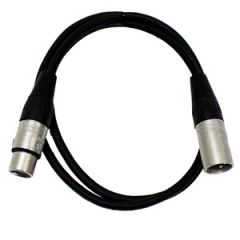 Neutrik China XLR Cable 1m