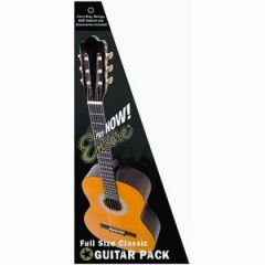 Encore Classical 4/4 Guitar Pack