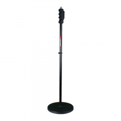 Studiospares Pro One Hand Round Base Mic Stand