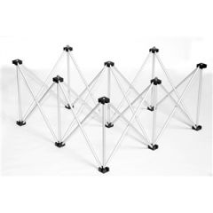 Intellistage Quarter Circle Riser 1m x 30cm