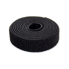 Easy Cut Hook & Loop 15mm x 1.2m Roll