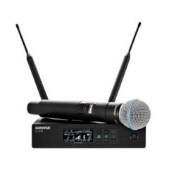 Shure QLXD24/B58 Wireless Vocal Mic