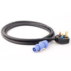 PowerCon Input – 13A UK Plug 10m