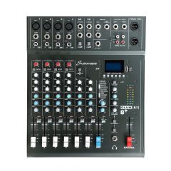 Studiomaster Club XS 8+ 8 Channel Mixer