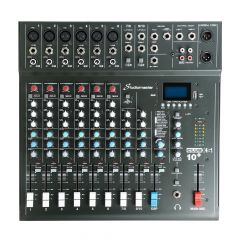 Studiomaster Club XS 10+ 10 Channel Mixer