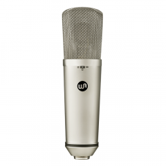Warm Audio WA87R2 Condenser Microphone Nickel