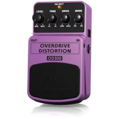 Behringer OD300 Overdrive Guitar Stomp Box
