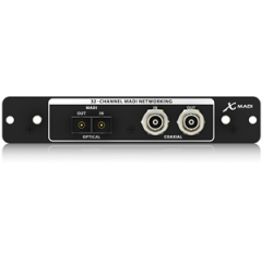 Behringer Madi 32-Channel Audinate Expansion Card for X32