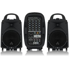 Behringer PPA500BT Europort PA System