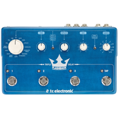tc electronic Flashback Triple Delay Pedal