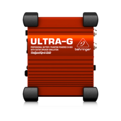 Behringer Ultra-G Gi100 Active Guitar DI Box
