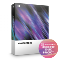 Native Instruments Komplete 13 Upgrade from Select