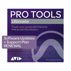 Avid Pro Tools Ultimate 1-Year Updates & Support