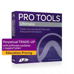 Avid Pro Tools Ultimate Perpetual (Trade Up) - Edu