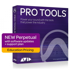Avid Pro Tools Perpetual License - Education
