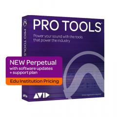 Avid Pro Tools Perpetual License - Edu Institution