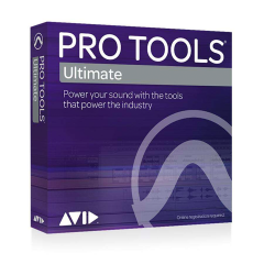 Avid Pro Tools Ultimate Multiseat License - Educational Institutions Only
