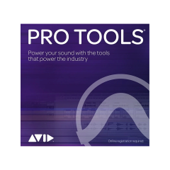 Avid Pro Tools Multiseat License - Educational Institutions Only