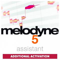 Melodyne 5 assistant add-on