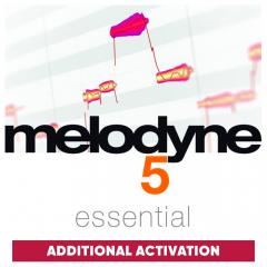 Melodyne 5 essential add-on