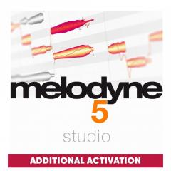 Melodyne 5 studio add-on