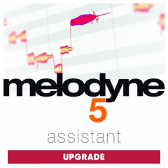 Celemony Upgrade Melodyne 5 assistant from essential