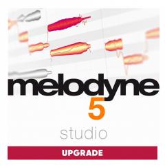 Celemony Upgrade Melodyne 5 Studio from Editor