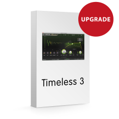 FabFilter Timeless 3 Upgrade