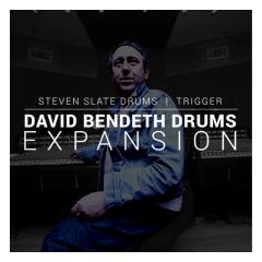 Steven Slate Drums David Bendeth Expansion Pack