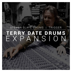 Steven Slate Drums Terry Date Expansion Pack