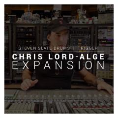 Steven Slate Drums Trigger 2 Chris Lord-Alge Studio Expansion