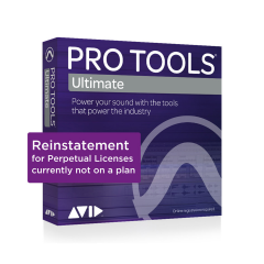 Avid Pro Tools Ultimate 1-Year New Support