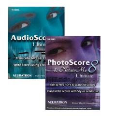 Neuratron PhotoScore & NotateMe Ultimate